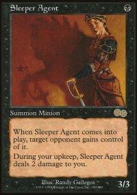 Sleeper Agent - Urza's Saga