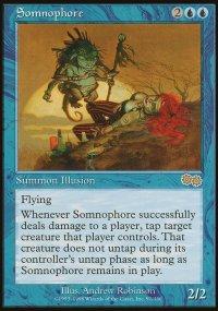 Somnophore - Urza's Saga