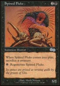 Spined Fluke - Urza's Saga