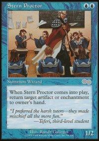 Stern Proctor - Urza's Saga