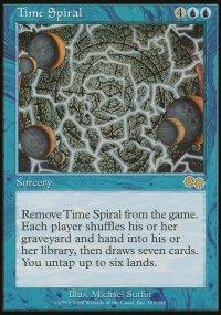 Time Spiral - Urza's Saga