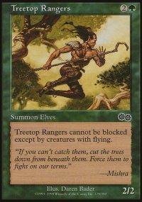 Treetop Rangers - Urza's Saga