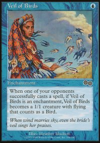Veil of Birds - Urza's Saga