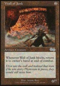 Wall of Junk - Urza's Saga