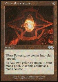 Worn Powerstone - Urza's Saga