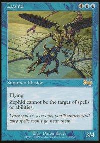 Zephid - Urza's Saga