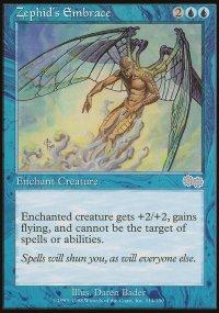 Zephid's Embrace - Urza's Saga