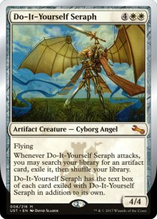 Do-It-Yourself Seraph - Unstable