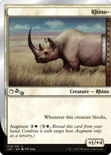 Rhino- - Unstable