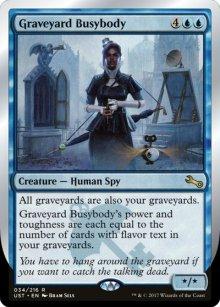 Graveyard Busybody - Unstable