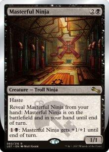 Masterful Ninja - Unstable