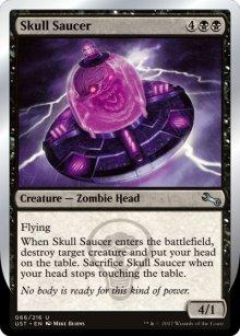 Skull Saucer - Unstable