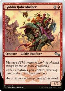 Goblin Haberdasher - Unstable