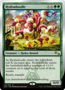Hydradoodle - Unstable