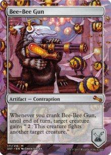 Bee-Bee Gun - Unstable
