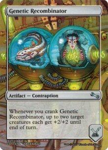 Genetic Recombinator - Unstable
