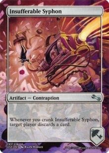 Insufferable Syphon - Unstable