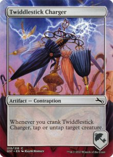 Twiddlestick Charger - Unstable