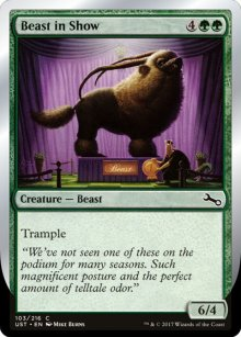 Beast in Show 2 - Unstable