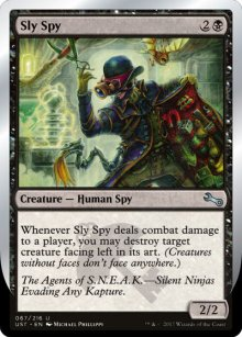 Sly Spy 2 - Unstable
