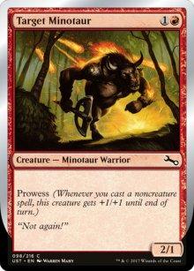 Target Minotaur 3 - Unstable