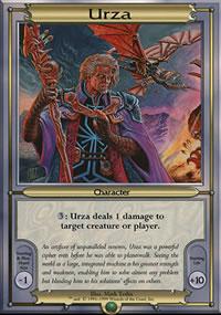 Urza - Vanguard
