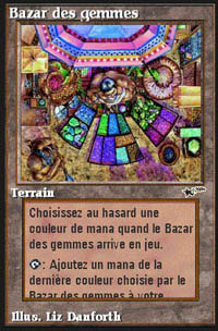 Gem Bazaar - Digital Cards