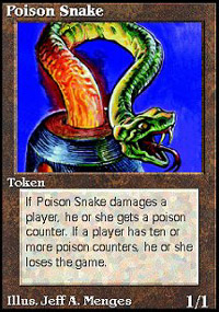 Snake - Digital Cards