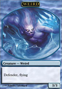 Weird - Virtual cards