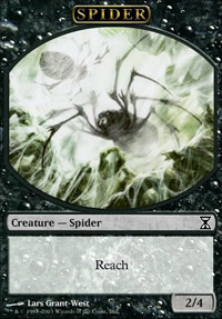 Spider - Digital Cards