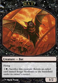 Bat - Virtual cards