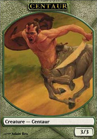 Centaur - Digital Cards