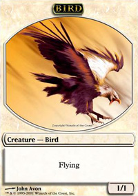 Bird - Digital Cards