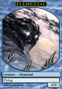 Elemental - Digital Cards