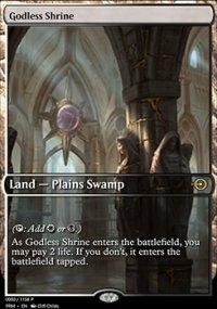 Godless Shrine - Digital Cards