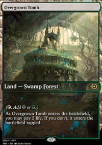 Overgrown Tomb - Digital Cards