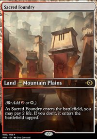 Sacred Foundry - Digital Cards