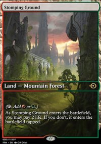 Stomping Ground - Digital Cards