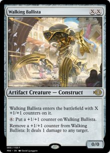 Walking Ballista - Digital Cards