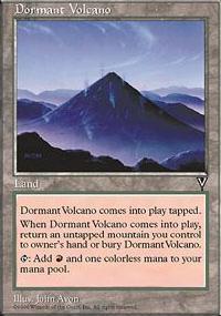 Dormant Volcano - Visions