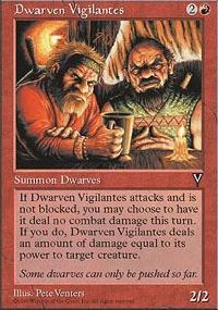 Dwarven Vigilantes - Visions