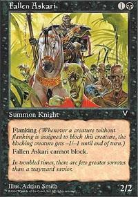 Fallen Askari - Visions