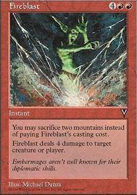 Fireblast - Visions