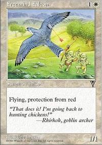Freewind Falcon - Visions