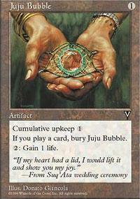 Juju Bubble - Visions