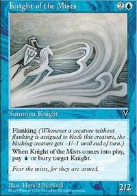 Knight of the Mists - Visions