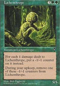 Lichenthrope - Visions