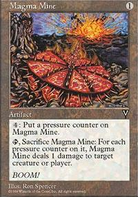Magma Mine - Visions