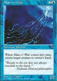 Man-o'-War - Visions