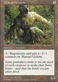 Matopi Golem - Visions